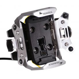 Touratech Zumo 350/390/395LM Locking GPS Handlebar Mount Product Thumbnail
