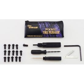 Stop & Go Motorcycle Tubeless Tire Plugger Kit Product Thumbnail