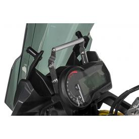 GPS Mounting Bracket Height Adjustable, Above Gauges, BMW F850GS / ADV, F750GS Product Thumbnail