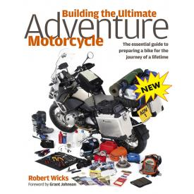 Book - Building the Ultimate Adventure Motorcycle by Robert Wicks Product Thumbnail