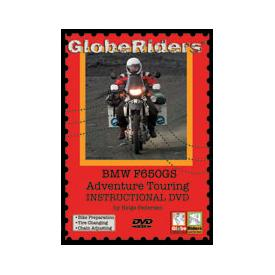 Globeriders F650GS DVD Product Thumbnail