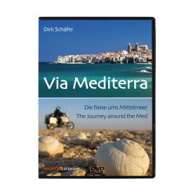 DVD, Via Mediterra, The Journey Around the Mediterranean Sea, by Dirk Schafer (Euro Format) Product Thumbnail