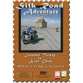 Globeriders Silk Road Adventure DVD Product Thumbnail