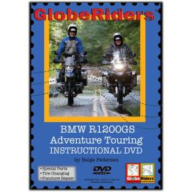 Globeriders R1200GS Adventure Touring Instructional DVD Product Thumbnail