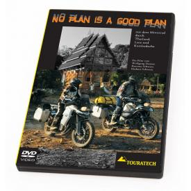 DVD - No Plan is a Good Plan (European Format) Product Thumbnail