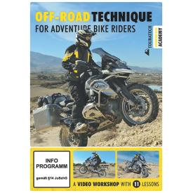 DVD - Touratech Off-Road Technique for Adventure Motorcycles Product Thumbnail