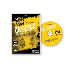DVD - California Backcountry Discovery Route South (CABDR-S) Product Thumbnail