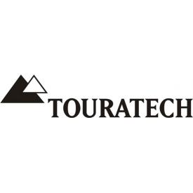Touratech Logo Sticker 4 inches (10cm) BLACK (each) Product Thumbnail