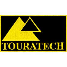 Closeout! - Touratech Logo Patch (Was $6) Product Thumbnail