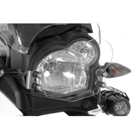 Quick Release Clear Headlight Guard, BMW G650GS / Sertao, 2011-on Product Thumbnail