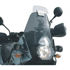 Closeout! - Clear Makrolon Headlight Guard KTM LC8 (Was $100) Product Thumbnail