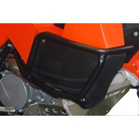 Crash bars for large tanks KTM LC8 Adventure 950/990 Product Thumbnail