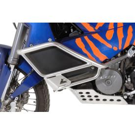 Stainless Steel Crash Bars, KTM 990 & 950 Adventure LC8 Product Thumbnail