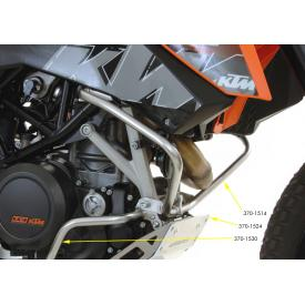 Crash bar, top (Radiator Hard Part) KTM 690 Enduro / R, All Years Product Thumbnail