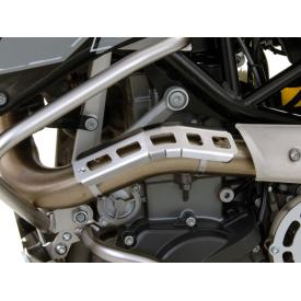 Exhaust Manifold Guard, Front, KTM 690 Enduro Product Thumbnail
