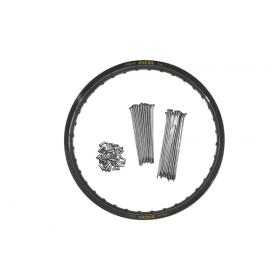 Closeout! - Excel Rim & Spoke Kit, KTM 690 Enduro / R (Was $425) Product Thumbnail