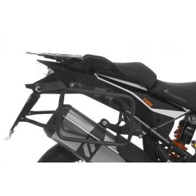 Pannier Rack, Black, KTM 1190 & 1090 Adventure / R & 1290 Super Adventure/R/S/T Product Thumbnail