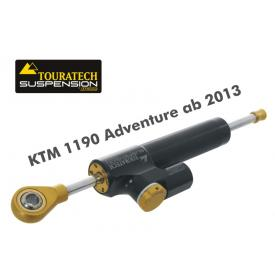 Touratech Suspension Steering Damper, KTM 1190 Adventure / R, 2013-on Product Thumbnail