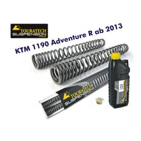 Touratech Progressive Fork Springs, KTM 1190 & 1090 Adventure R Product Thumbnail