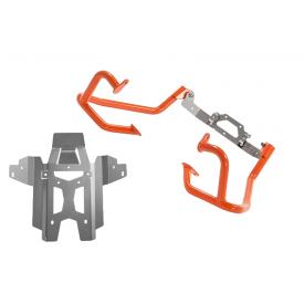 Crash Bars & Skid Plate Reinforcement Package KTM 790 Adventure / R Product Thumbnail