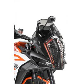 Quick Release Aluminum Headlight Guard, KTM 1290 Super Adventure S / R,  2017-on Product Thumbnail