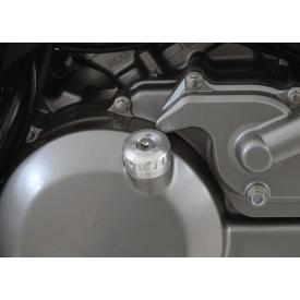 Closeout! - Locking Oil Filler Cap, Suzuki V-Strom DL650 / 1000 / DR650 (Was $80) Product Thumbnail
