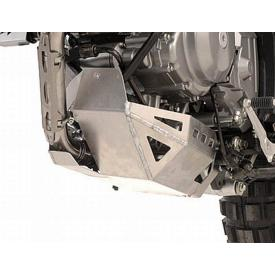 Aluminum Skid Plate, w/ Oil cooler Relocation, Suzuki V-Strom DL650, 2006-2011 Product Thumbnail