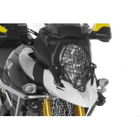 Quick-Release Aluminum Headlight Guard, Suzuki DL1000 V-Strom, 2014-on Product Thumbnail