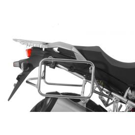 Pannier racks for Suzuki V-Strom DL1000 2014-on, stainless steel Product Thumbnail