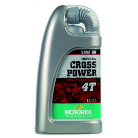 Motorex CROSS POWER 4T SAE 10W60  1-Liter Product Thumbnail