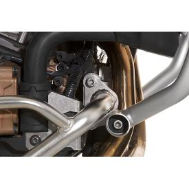 Adapter Bracket for OEM Africa Twin Upper Bars to Touratech Lower Crash Bars Product Thumbnail