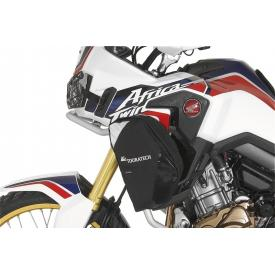 Crash Bar Bags for Touratech or OEM Upper Bars, Honda Africa Twin CRF1000L Product Thumbnail