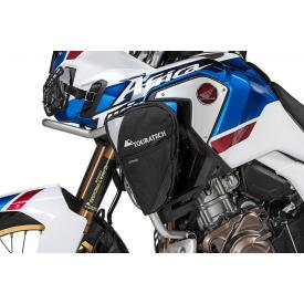 Crash Bar Bags for OEM Upper Bars, Honda Africa Twin CRF1000L & Adventure Sports Product Thumbnail
