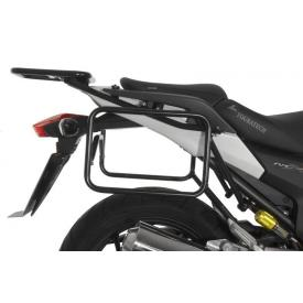 Pannier Racks, Black, Honda NC700 / 750 X / S Product Thumbnail