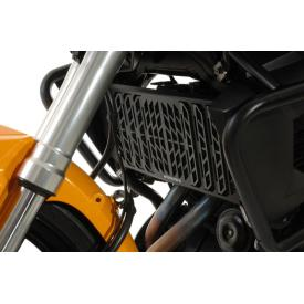 Radiator Guard, Black, Kawasaki Versys 650, 2015-on Product Thumbnail