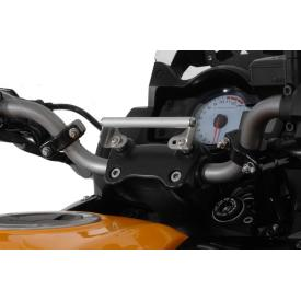 GPS Bracket Adapter, On Handlebars, Kawasaki Versys 650 / 1000, BMW F800R Product Thumbnail