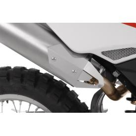 Muffler Heat Shield, Husqvarna TE630 Product Thumbnail