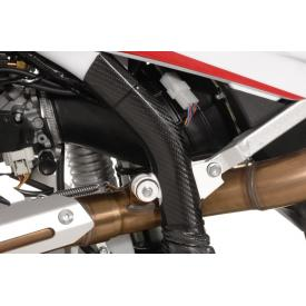 Closeout - Frame guard carbon, left upper carbon, for Husqvarna TE 250/310/450/510   (was $100) Product Thumbnail