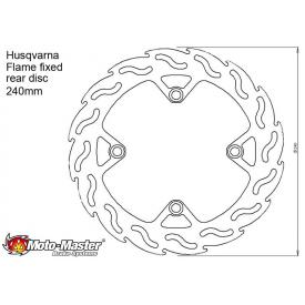 CLOSEOUT - Flame Brake Rotor, Rear, Husqvarna TE 449/511, 2011-on (Was $156) Product Thumbnail