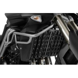 Radiator Guard, Black, Triumph Tiger 800 / XC Product Thumbnail