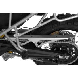 Chain Guard, Silver, Triumph Tiger 800 / XC Product Thumbnail