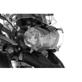 Quick Release Clear Headlight Guard, Triumph Tiger 800 / XC, 1200 Explorer Product Thumbnail