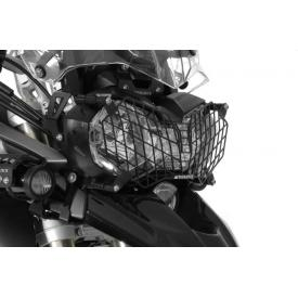 Quick Release Stainless Steel Headlight Guard, Triumph Tiger 800 / XC, 1200 Explorer Product Thumbnail