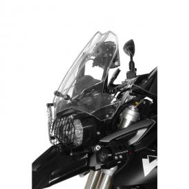 Windscreen Adjustment Bracket w/ GPS Mounting Bar, Triumph Tiger 800 Product Thumbnail