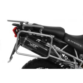 Pannier Racks, Stainless Steel, Triumph Tiger 800, 800XC, Xcx, etc. Product Thumbnail