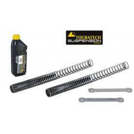 Closeout! - Touratech 30mm Lowering Kit w/ Fork Springs & Rear Link, Triumph Tiger 800, 2011-2014 (Was $359) Product Thumbnail
