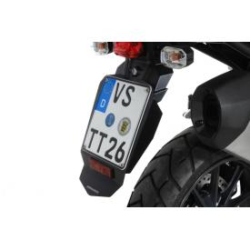 Rear Splash Guard, Under License Plate, Triumph Tiger Explorer 1200 Product Thumbnail