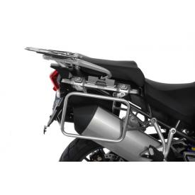 Pannier Rack, Stainless Steel, Triumph Explorer 1200 Product Thumbnail
