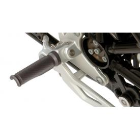 Sport foot pegs, titanium colored BMW R1200R Product Thumbnail