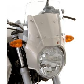 CLOSEOUT - Headlight Fairing w/ Sport Screen, Granite Grey Metallic, BMW R1200R up to 2010 (Was $786) Product Thumbnail
